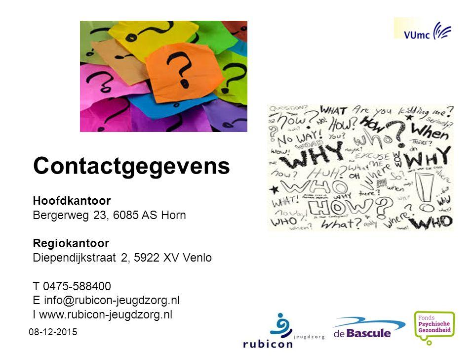 Contactgegevens Hoofdkantoor Bergerweg 23, 6085 AS Horn Regiokantoor