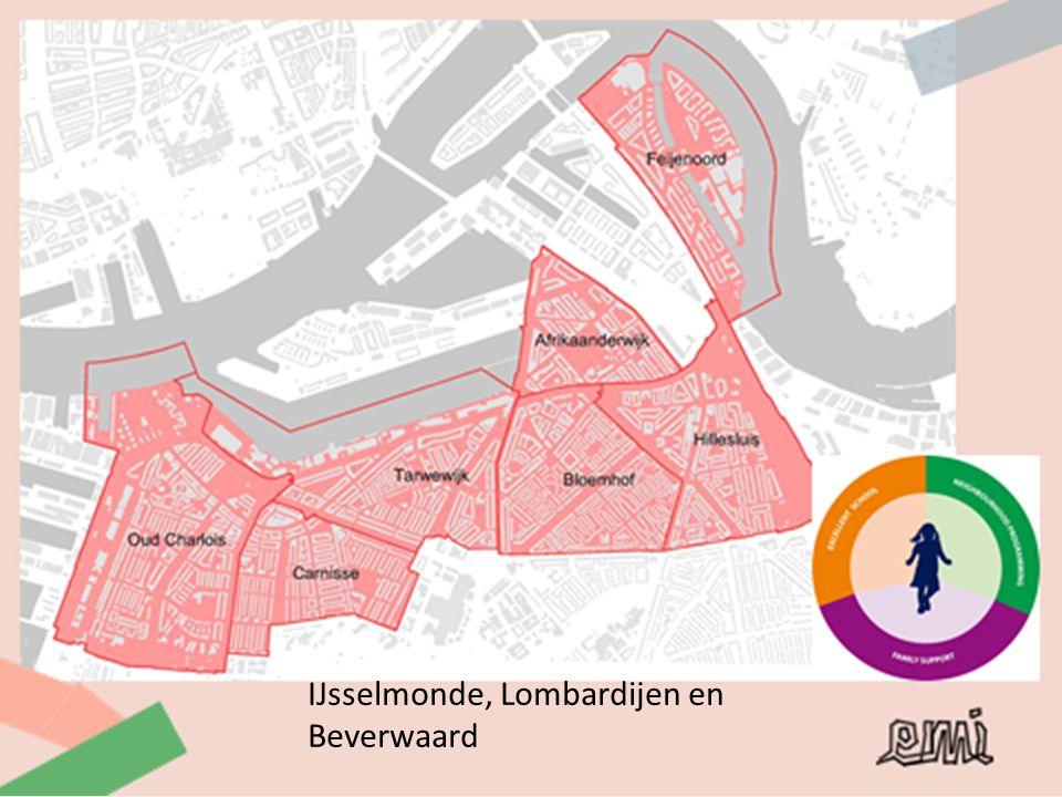 IJsselmonde, Lombardijen en Beverwaard