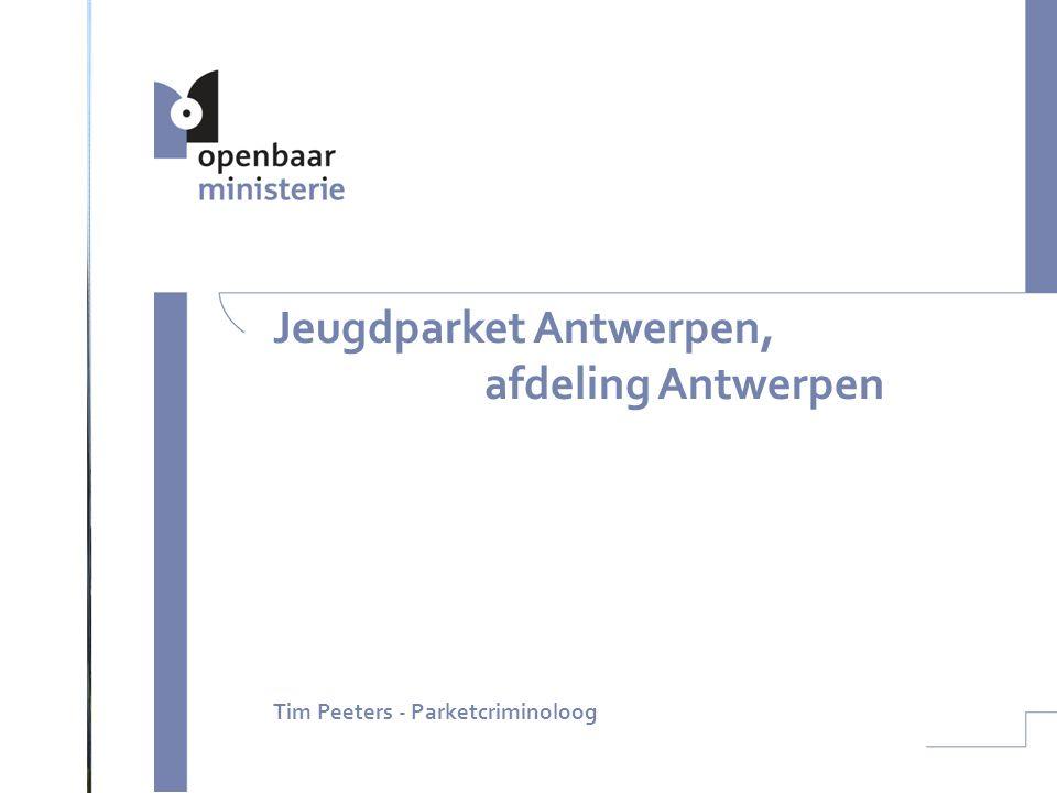 Jeugdparket Antwerpen, afdeling Antwerpen