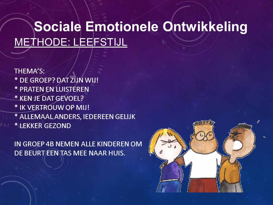 Sociale Emotionele Ontwikkeling
