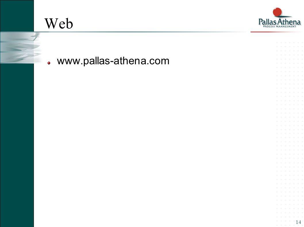 Web www.pallas-athena.com