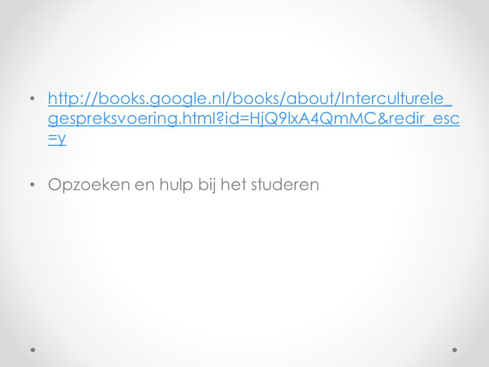 http://books. google. nl/books/about/Interculturele_gespreksvoering