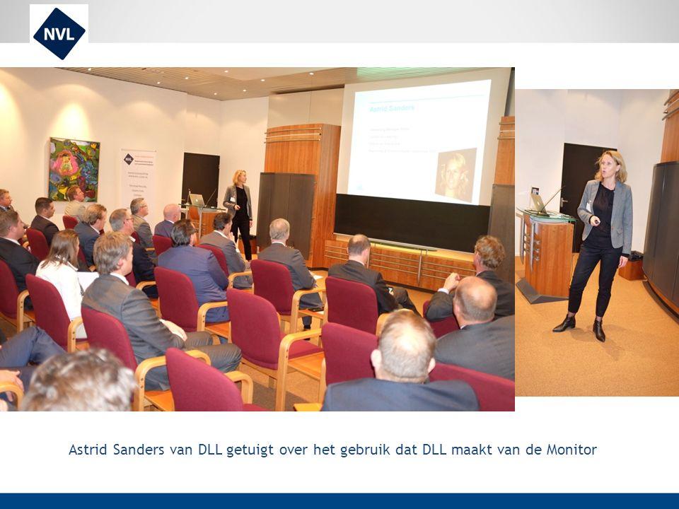 Astrid Sanders van DLL getuigt over het gebruik dat DLL maakt van de Monitor