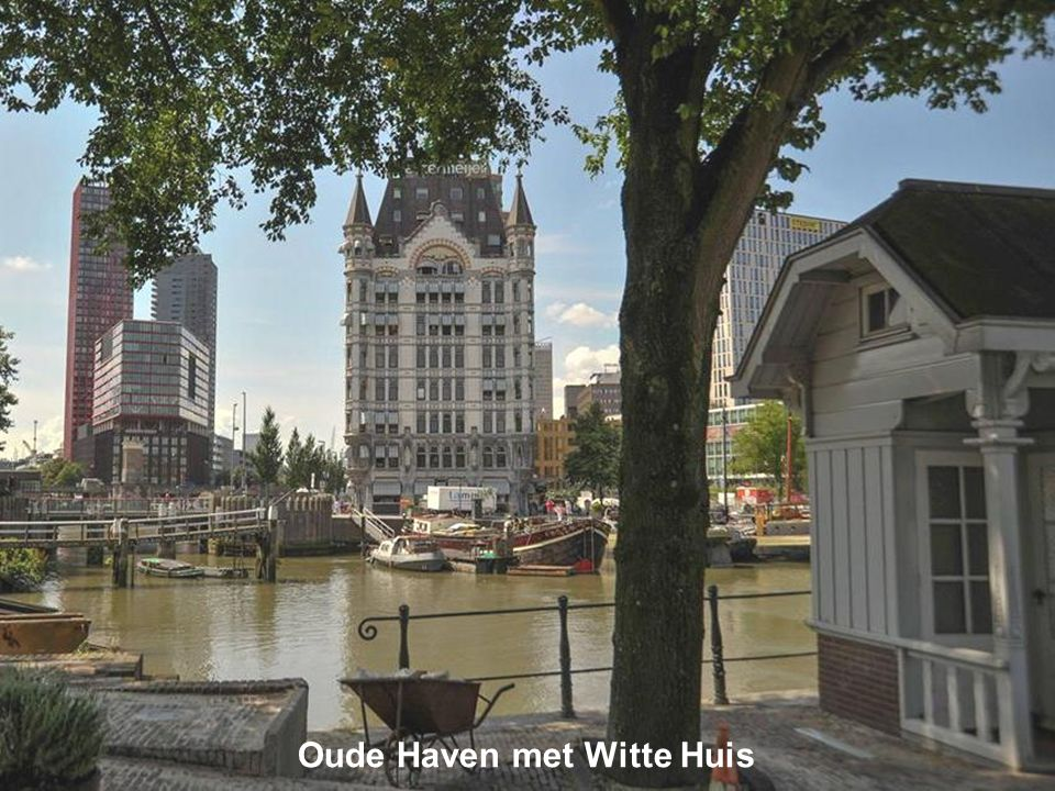 Oude Haven met Witte Huis