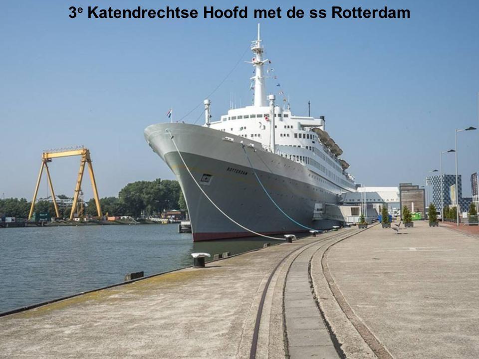 3e Katendrechtse Hoofd met de ss Rotterdam