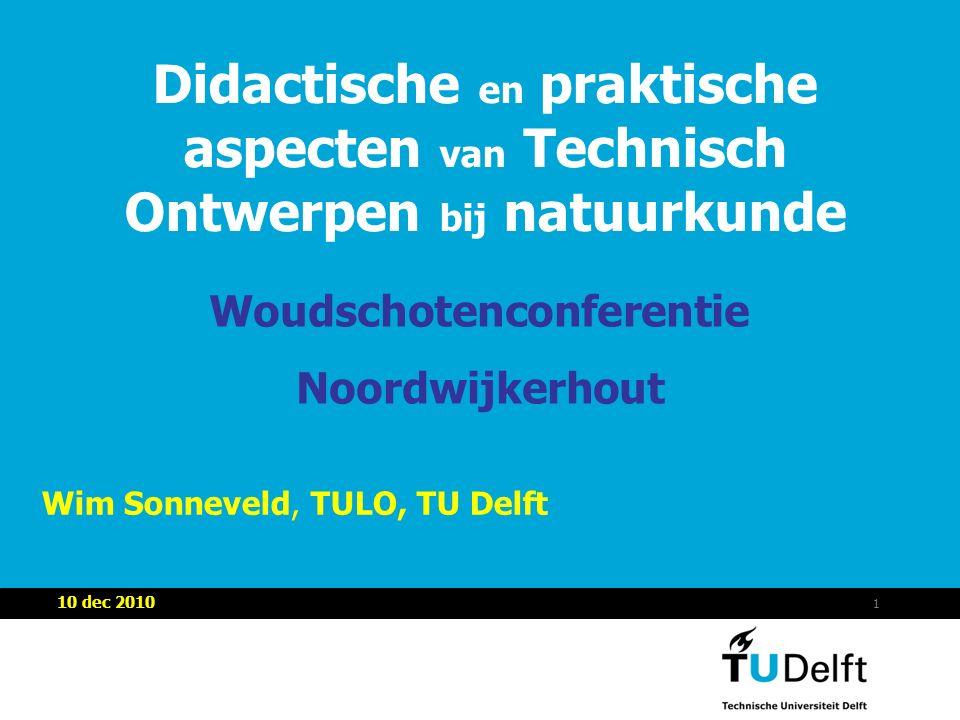 Woudschotenconferentie Noordwijkerhout