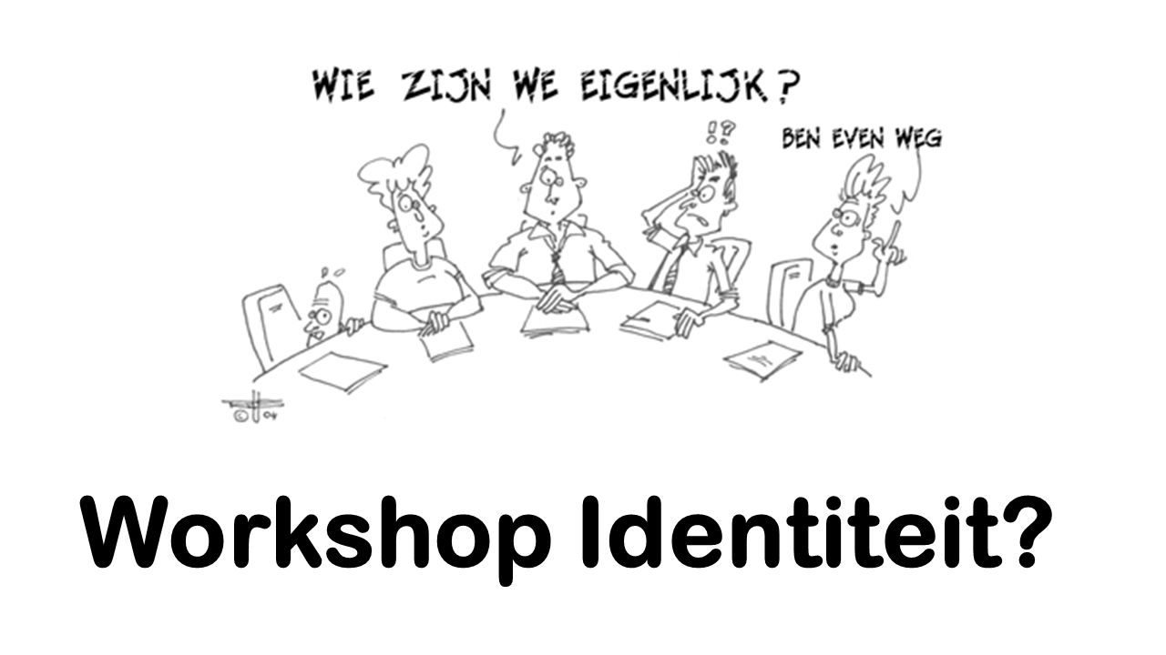 Workshop Identiteit