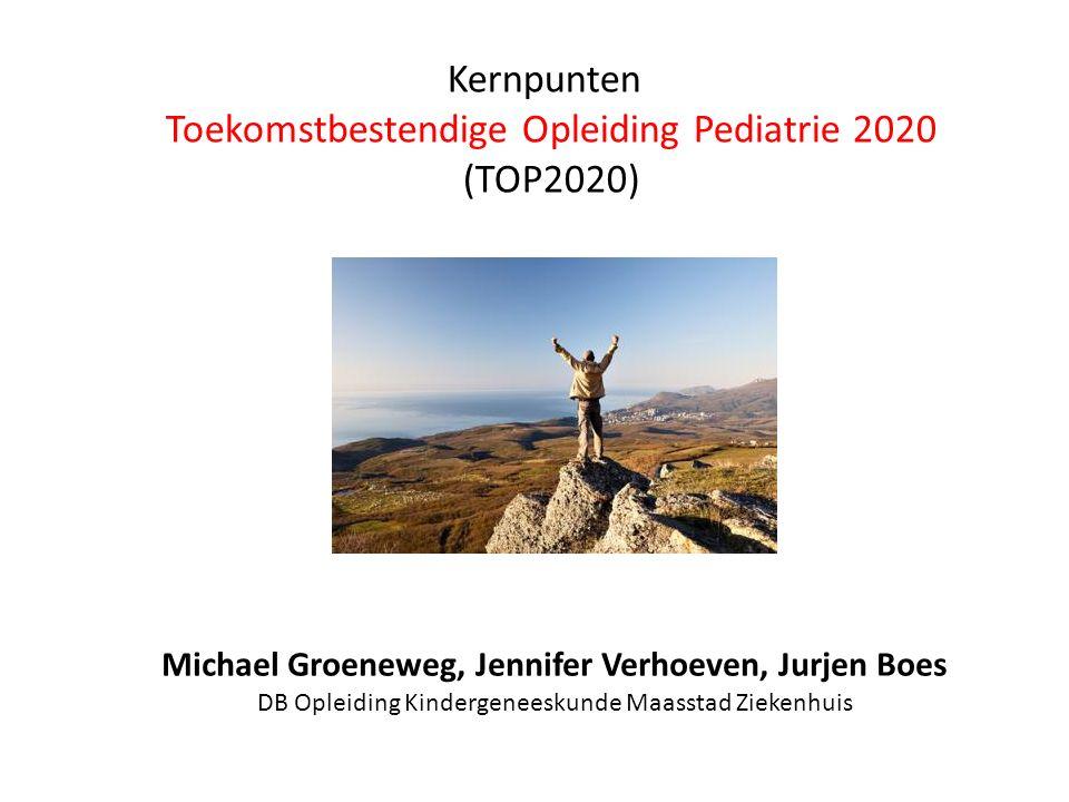 Michael Groeneweg, Jennifer Verhoeven, Jurjen Boes