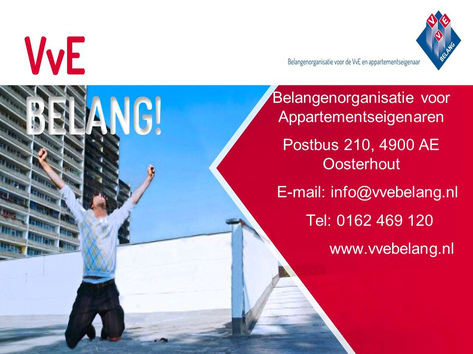 Belangenorganisatie voor Appartementseigenaren
