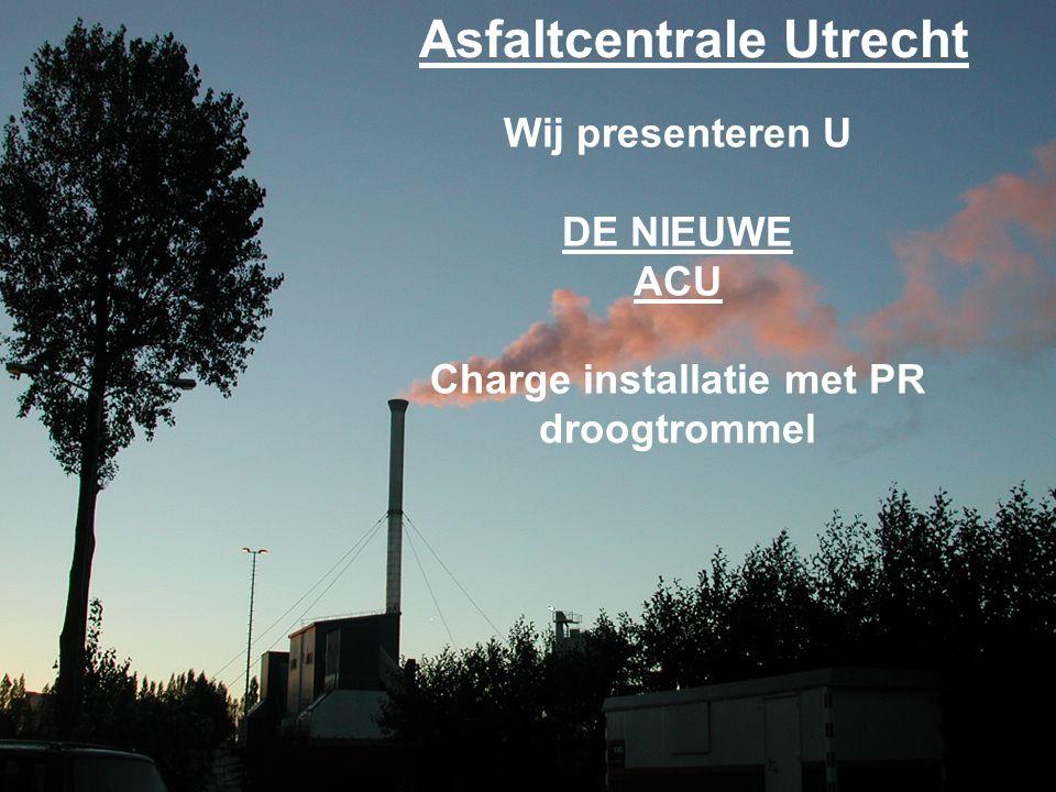 Asfaltcentrale Utrecht