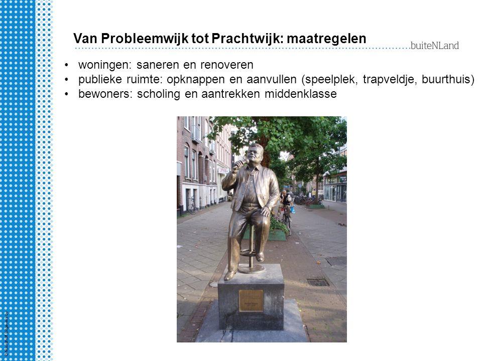 Van Probleemwijk tot Prachtwijk: maatregelen