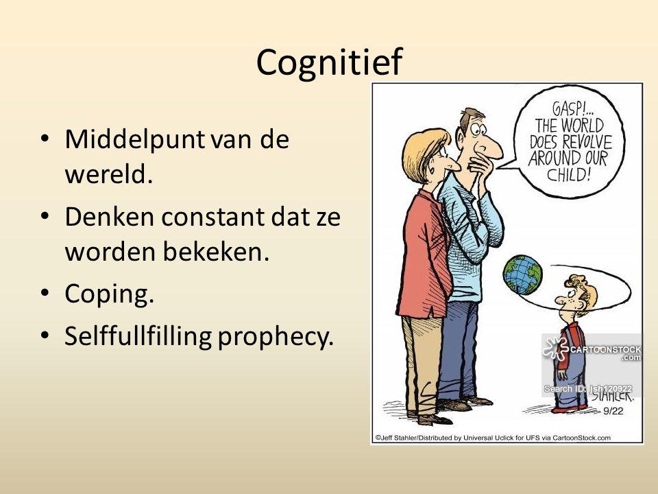 Cognitief Middelpunt van de wereld.