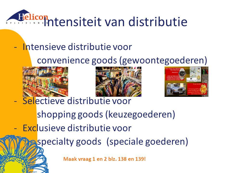 Exclusieve distributieovereenkomst