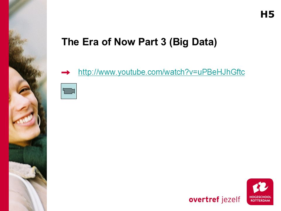 The Era of Now Part 3 (Big Data)