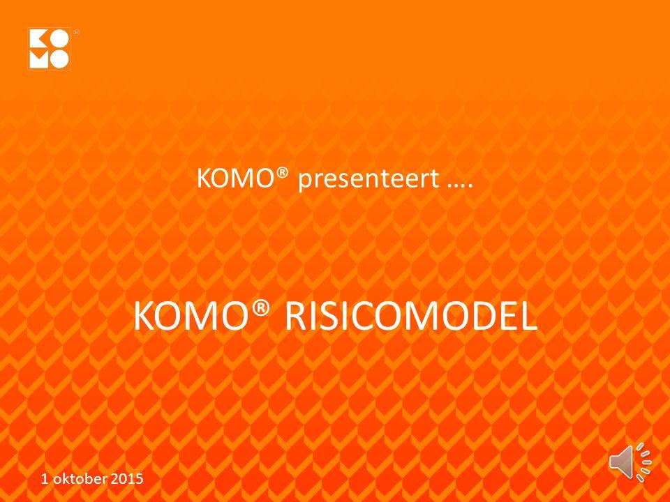 LIGTHARTadvies/Nimöller Branche Support KOMO® RISICOMODEL