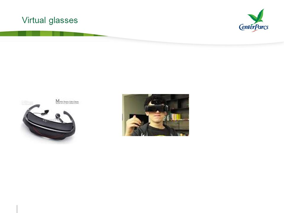 Virtual glasses