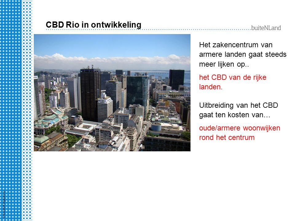 CBD Rio in ontwikkeling