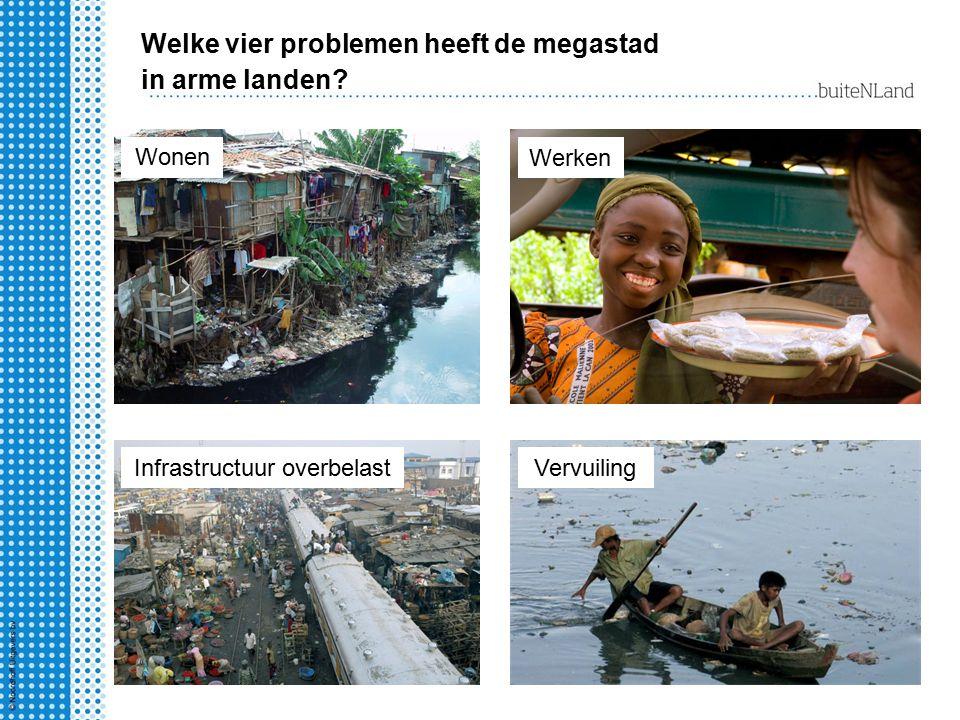 Infrastructuur overbelast