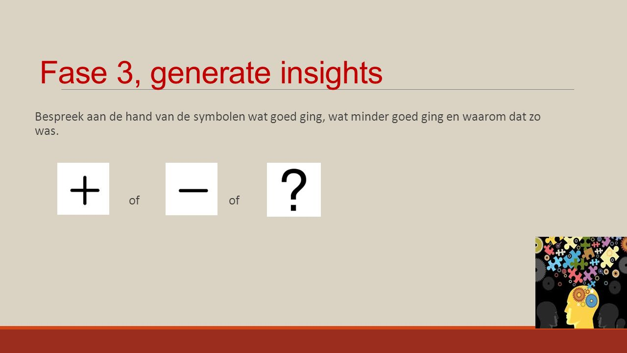 Fase 3, generate insights