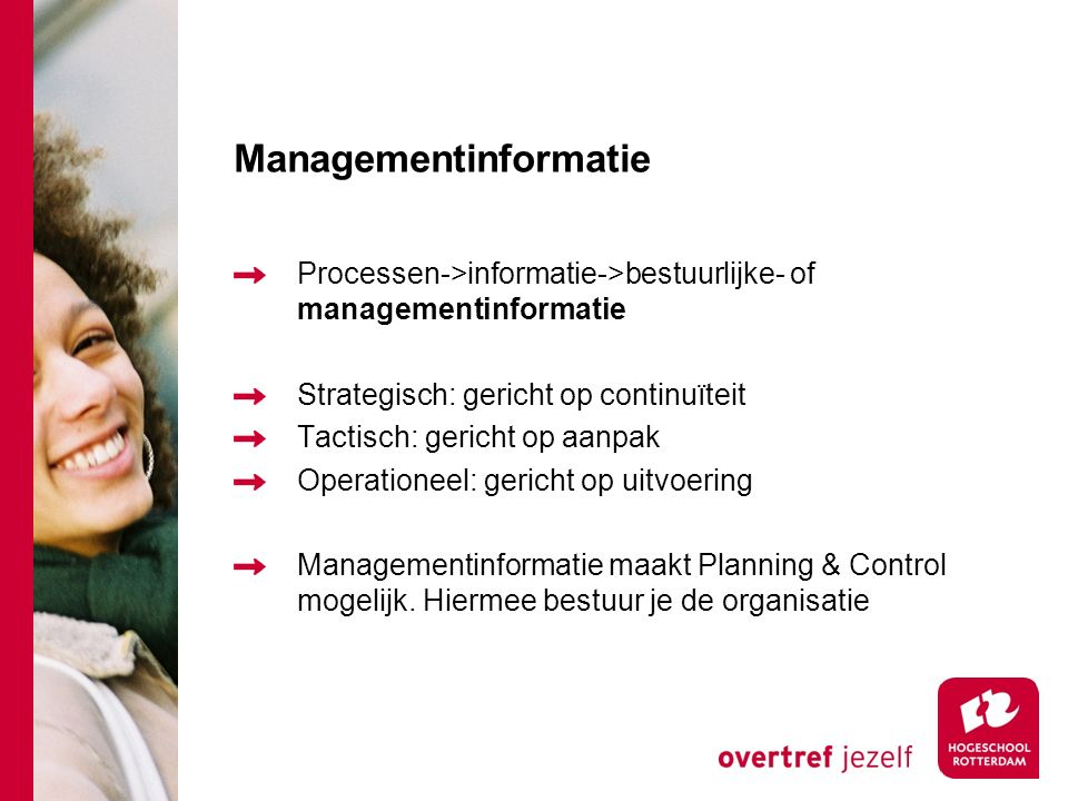 Managementinformatie