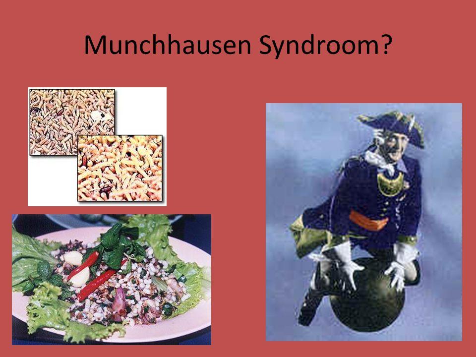 Munchhausen Syndroom