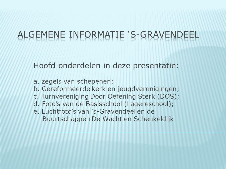 Algemene informatie 's-Gravendeel