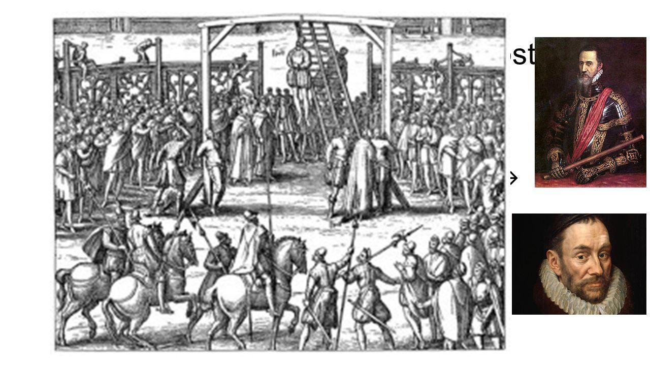 Hertog Alva en de Nederlandse Opstand