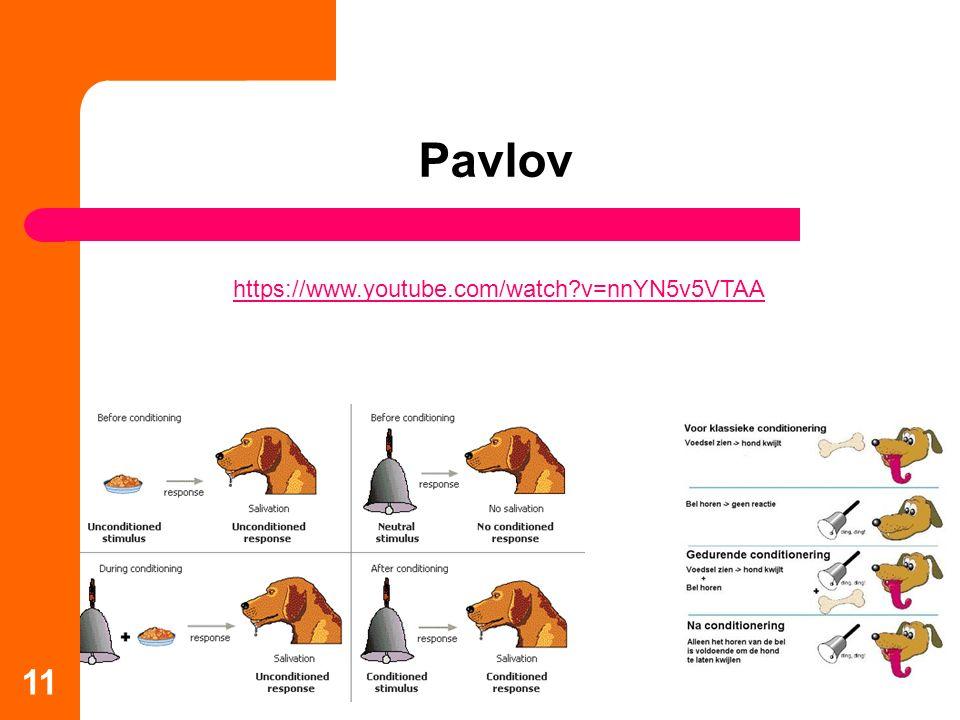 Pavlov https://www.youtube.com/watch v=nnYN5v5VTAA