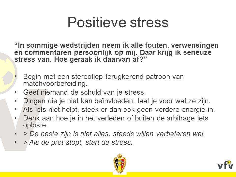 Positieve stress