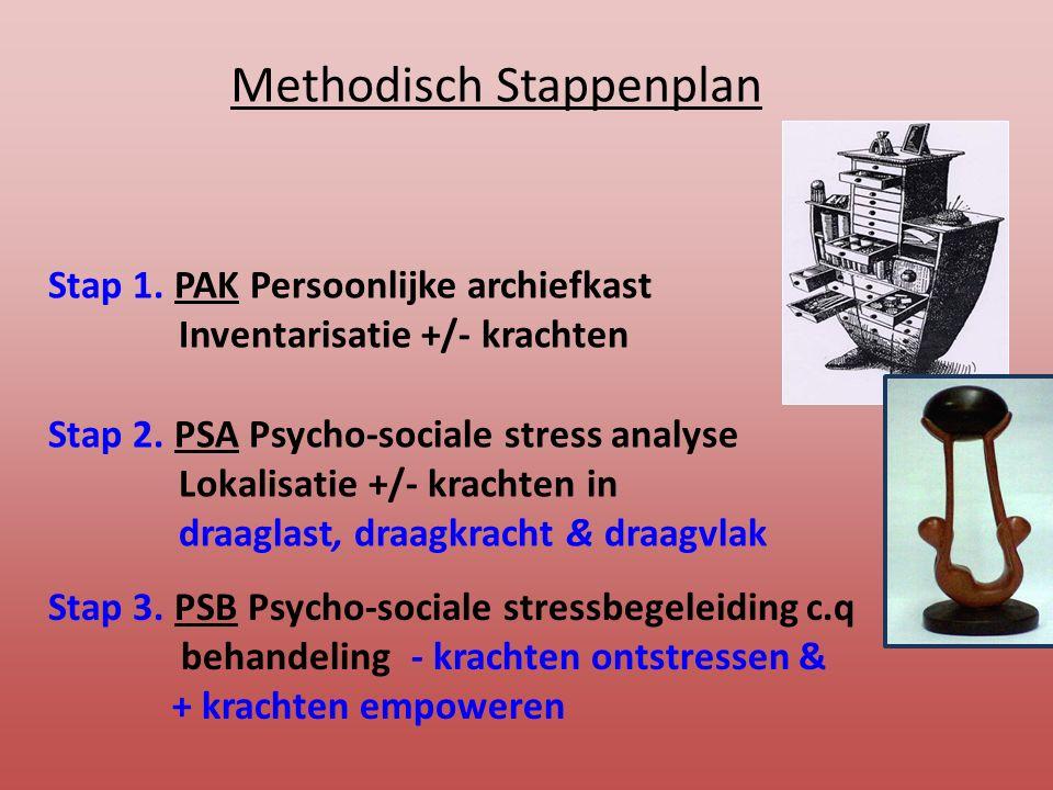 Methodisch Stappenplan