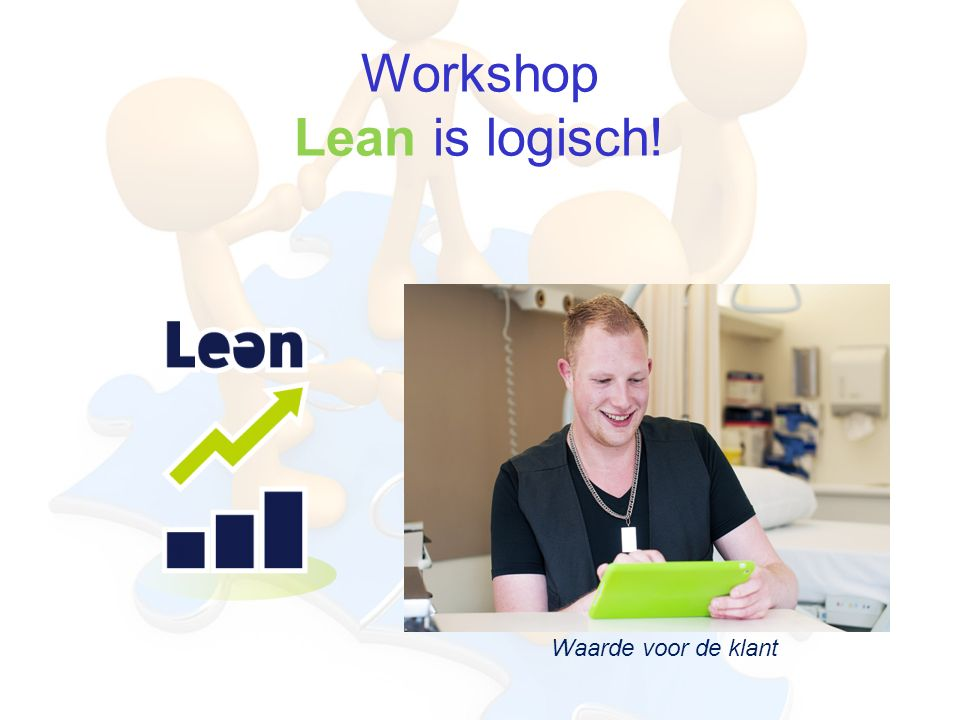 Workshop Lean is logisch!