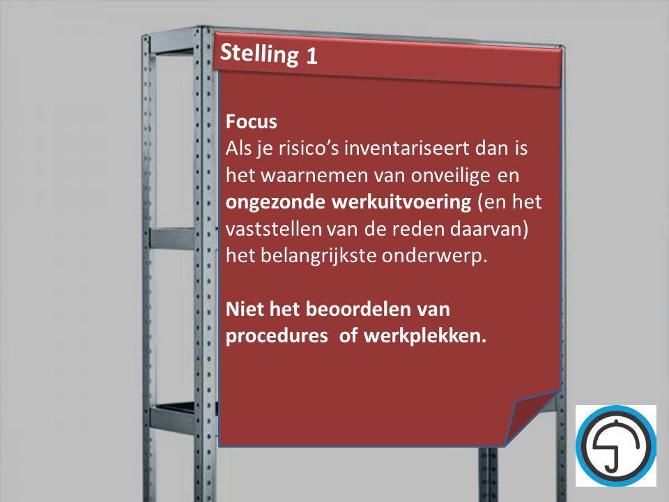 Stelling 1 Focus.