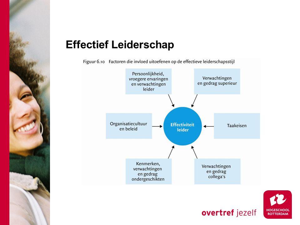 Effectief Leiderschap