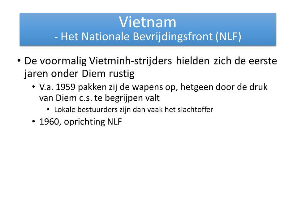 - Het Nationale Bevrijdingsfront (NLF)