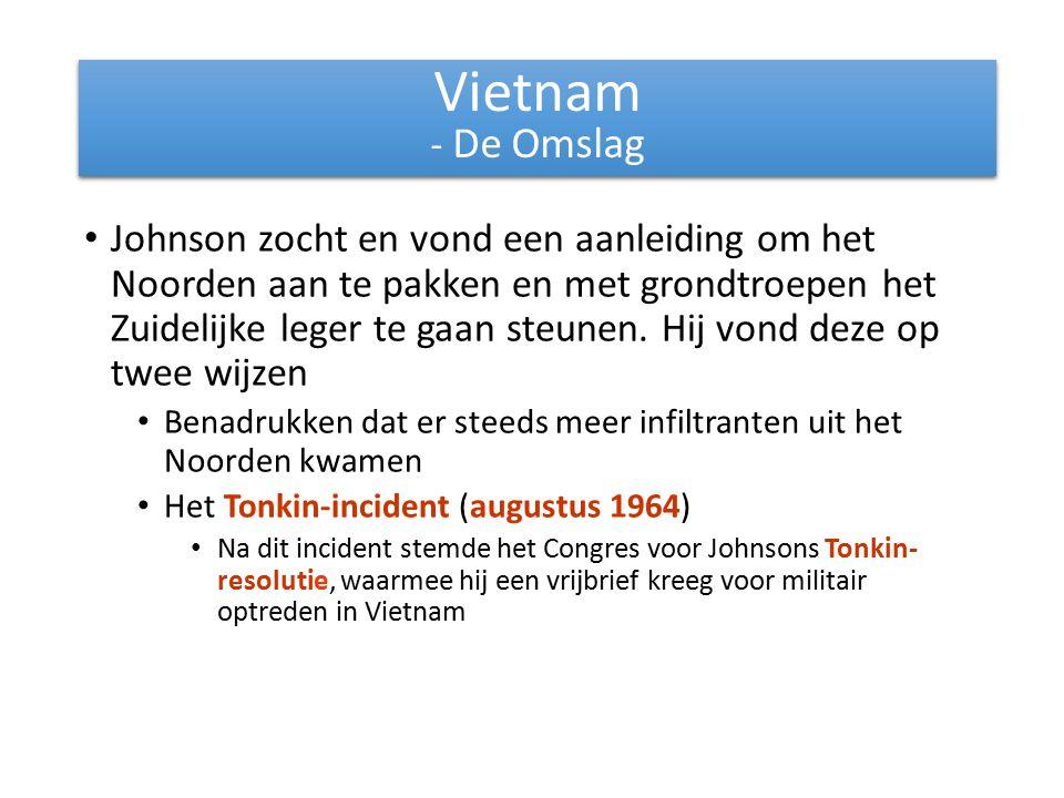 Vietnam - De Omslag.