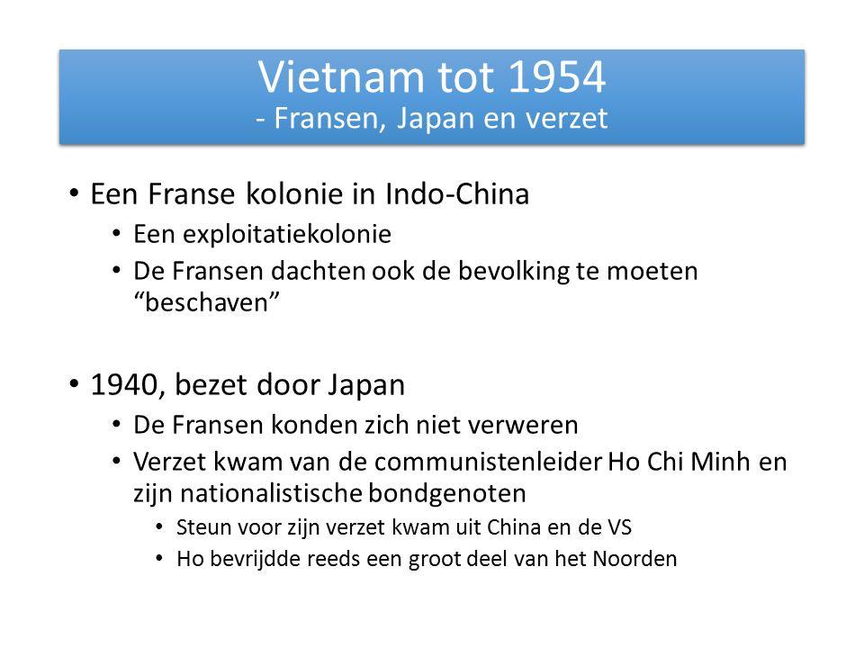 - Fransen, Japan en verzet