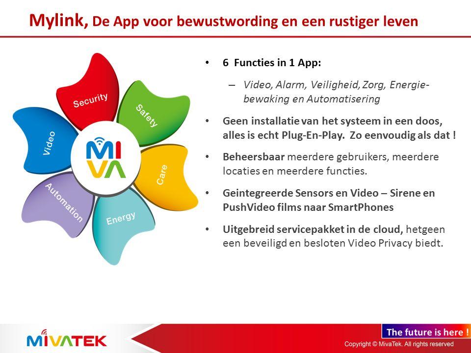 Mylink, De App voor bewustwording en een rustiger leven