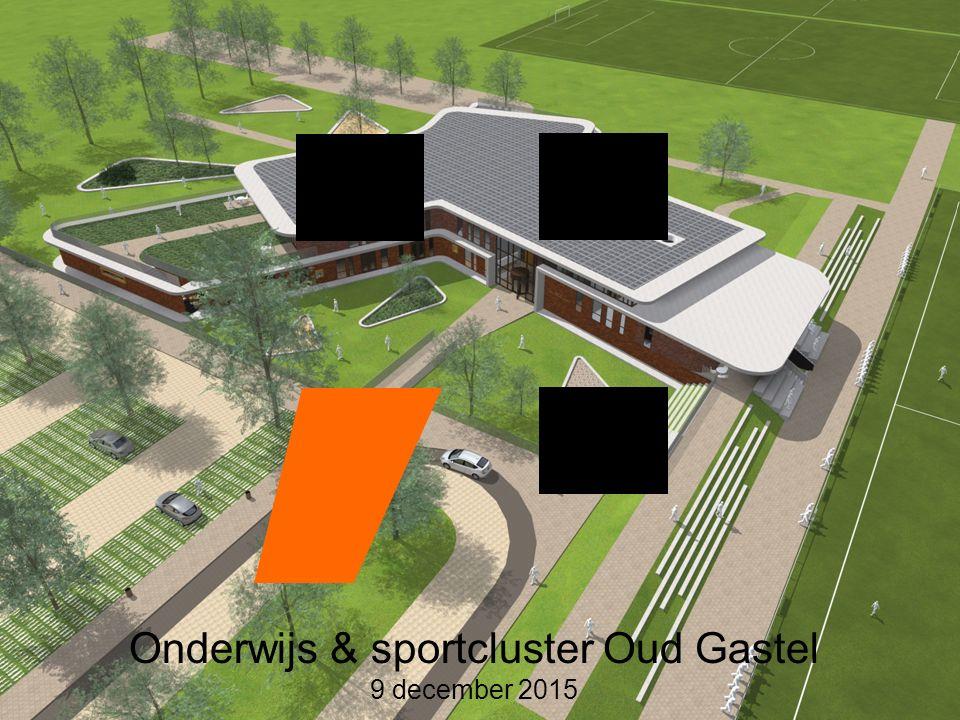 Onderwijs & sportcluster Oud Gastel