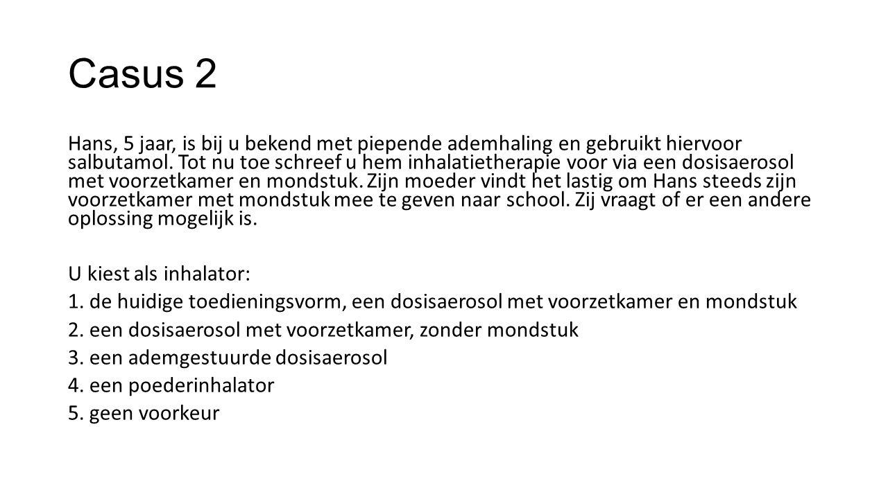 Casus 2