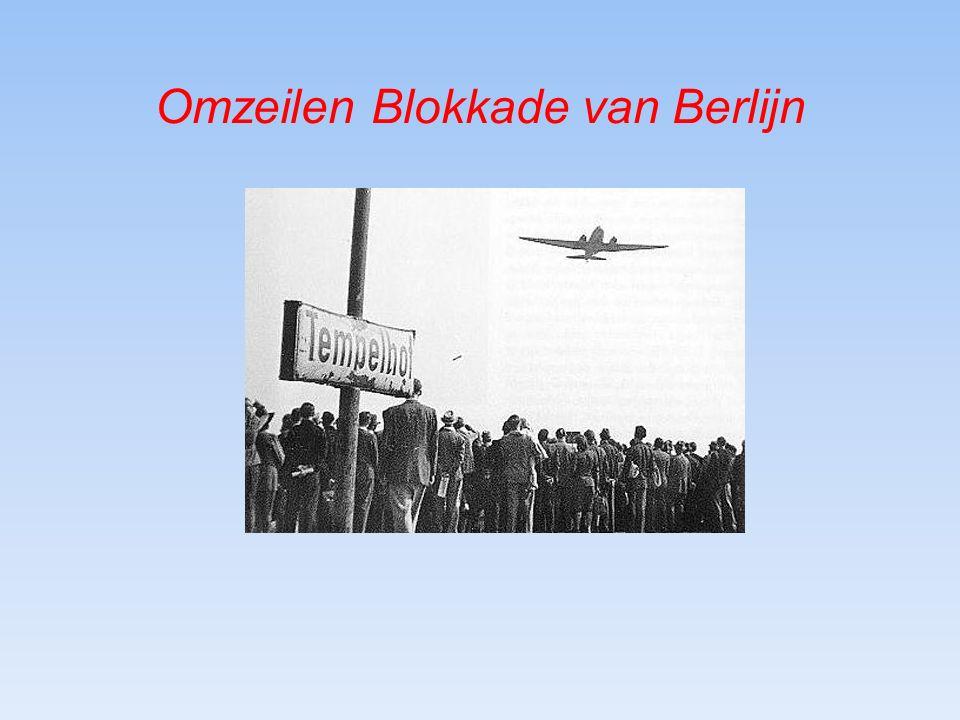 Omzeilen Blokkade van Berlijn