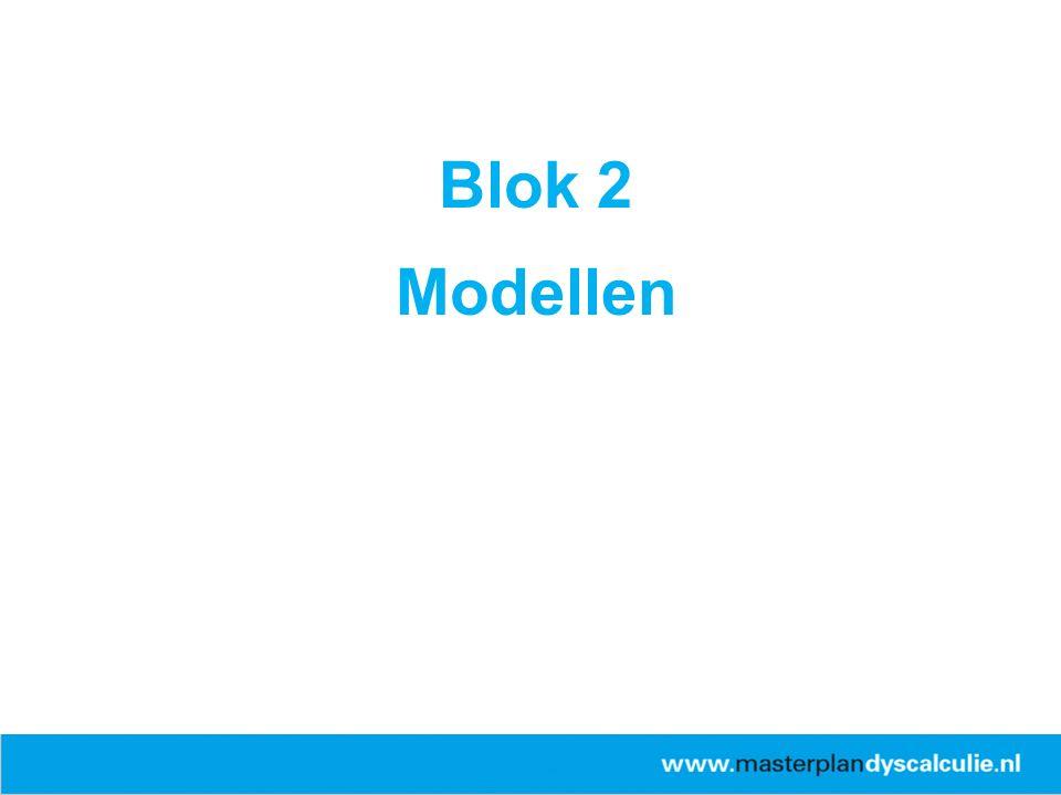 Blok 2 Modellen 26-4-2017