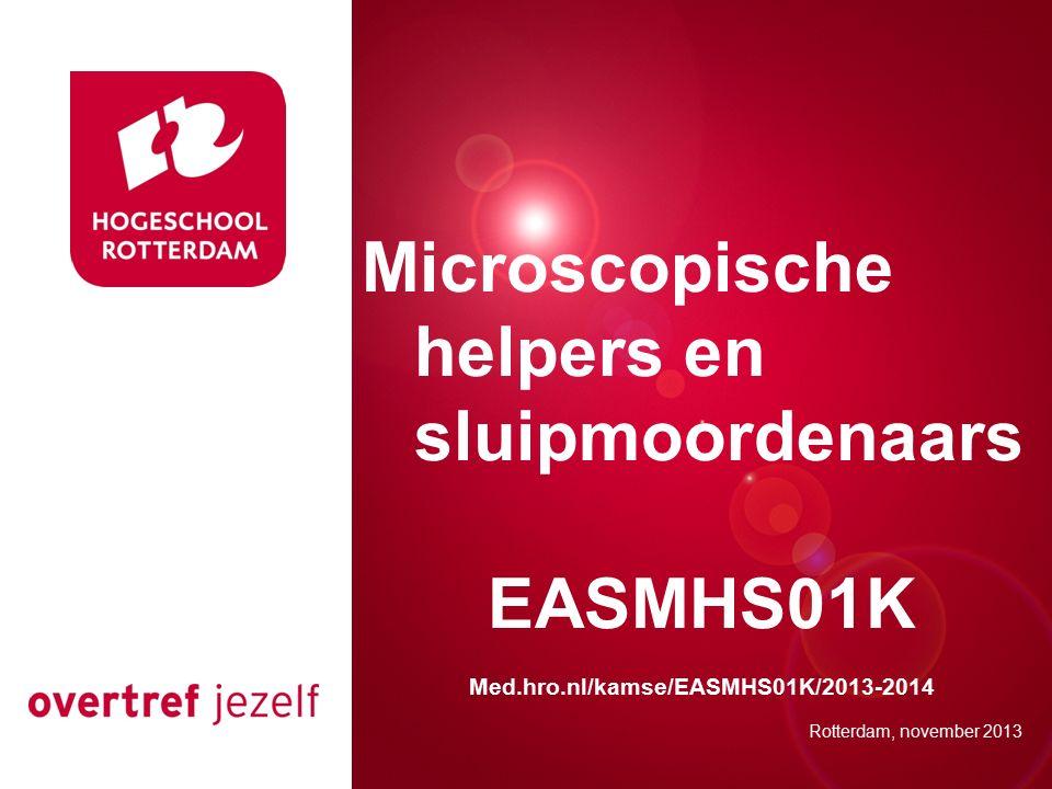 Med.hro.nl/kamse/EASMHS01K/2013-2014