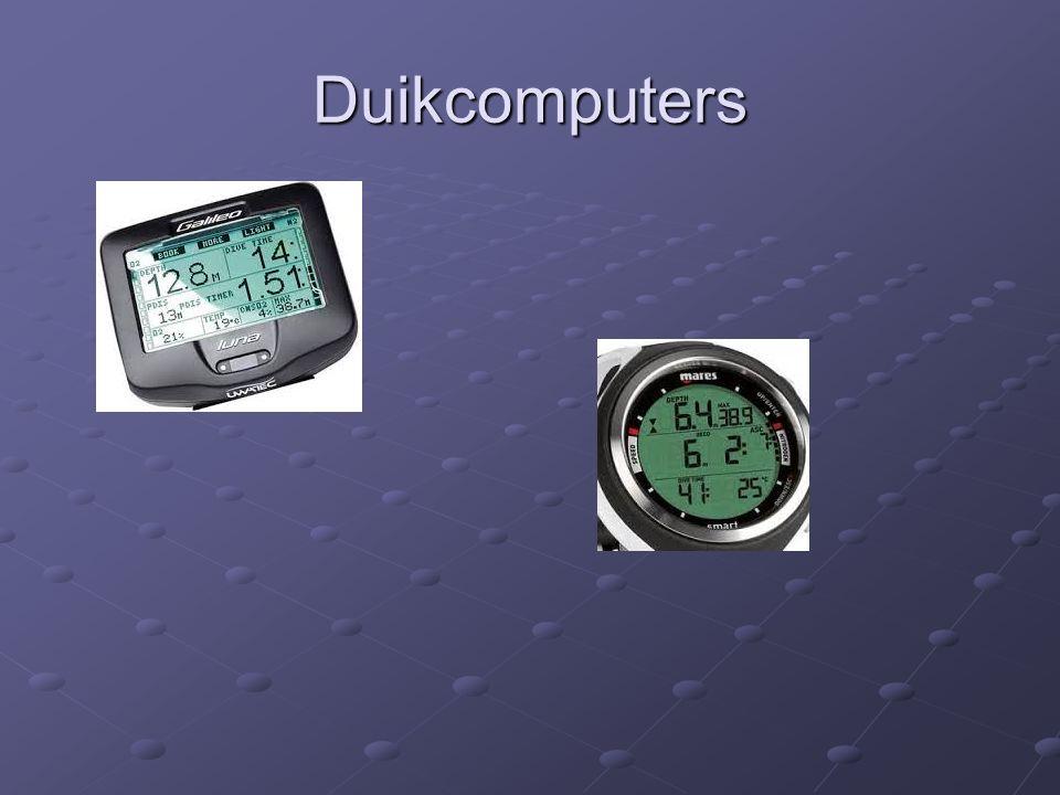 Duikcomputers
