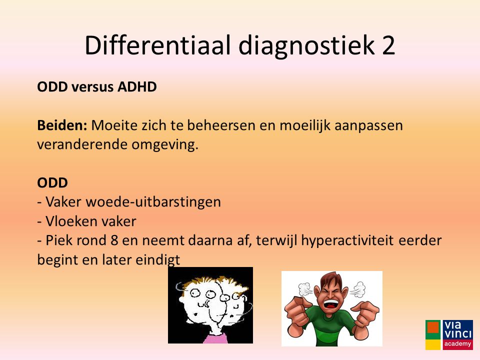 Differentiaal diagnostiek 2
