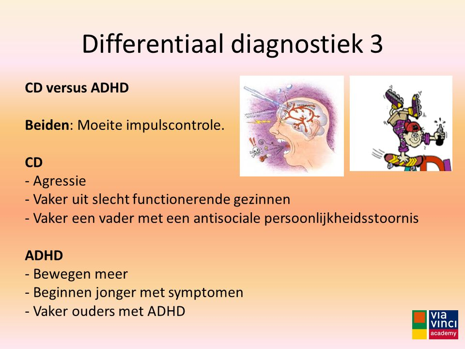 Differentiaal diagnostiek 3