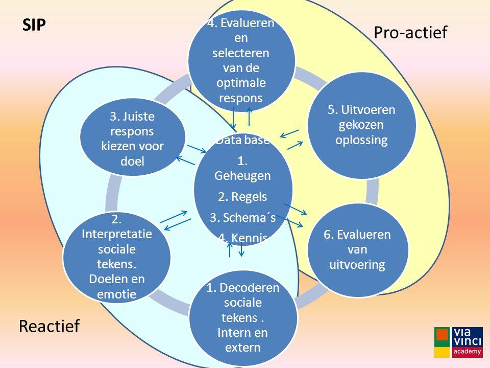 SIP Pro-actief Reactief