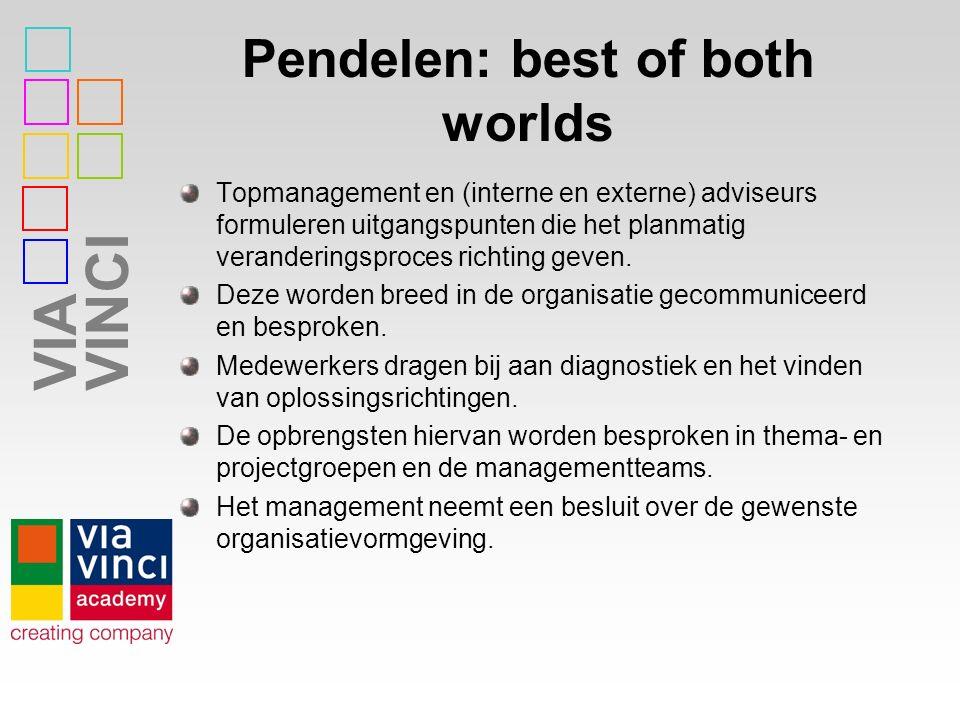 Pendelen: best of both worlds