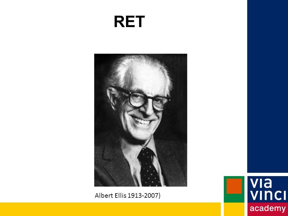 RET RET Albert Ellis 1913-2007)