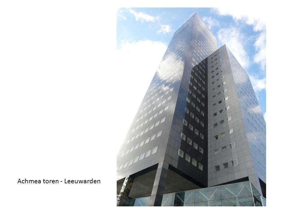 Achmea toren - Leeuwarden