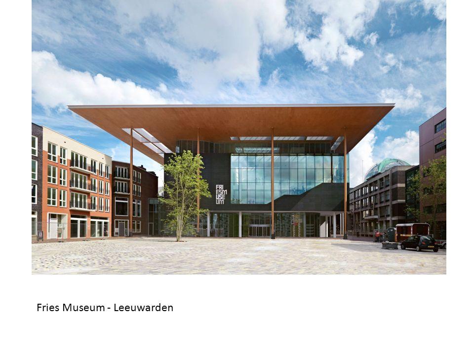 Fries Museum - Leeuwarden